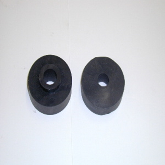 Picture of Body Mounts Pair Chrysler Dodge Desoto Plymouth 1937 1939 1939 1940 1941 1942 1946 1947 1948