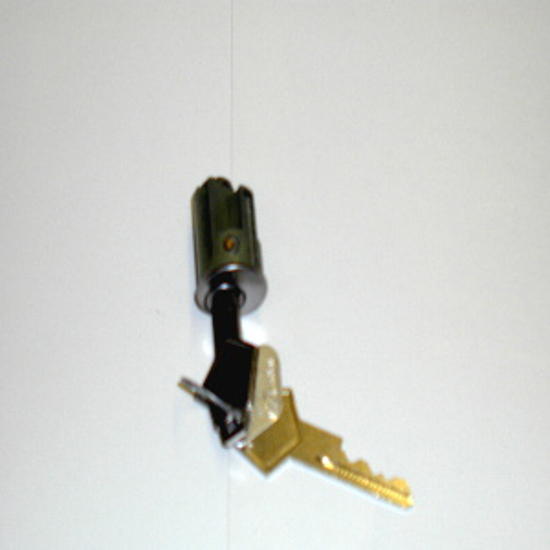 Picture of Ignition Cylinder And Keys Chrysler Dodge Desoto Plymouth Dodge Truck Plymouth Truck Most 1939 1940 1941 1942 1943 1945 1946 1947 1948 1949 1950 1951 1952 1953 1954 1955 1956 1957 1958 1959