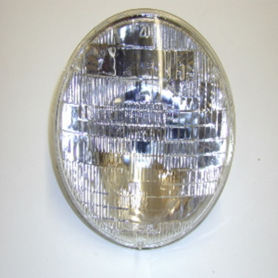 Picture of Headlight Bulb-6 Volt (Sealed Beam)