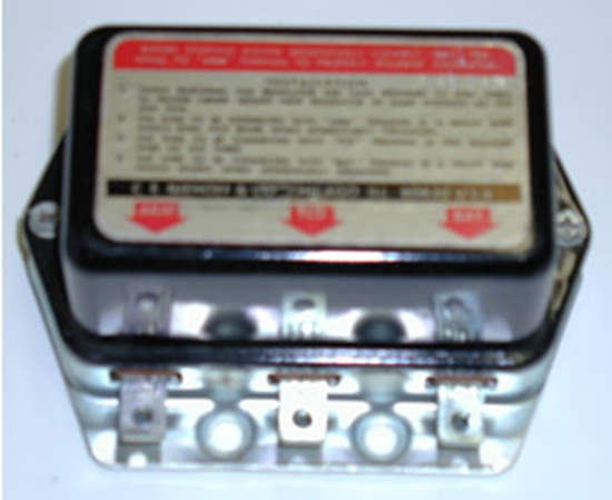 Picture of Voltage Regulator Chrysler Dodge Desoto Plymouth Dodge Truck Plymouth Truck 1940-1948
