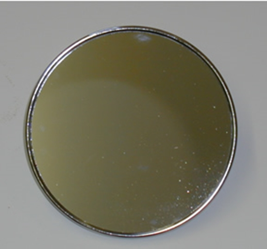 Picture of Mirror Head Chrome 5 Inch Round