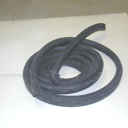 Picture of Windshield Rubber (Splice Together Type) Dodge Trucks 1948 1949 1950 1951 1952 1953 Also Available In A One Piece Version See Part T347