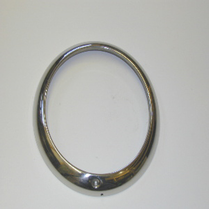 Picture of Headlight trim ring or bezel  Dodge Trucks 1948-1956 Plymouth 1949-1952 Chrysler Dodge 1949-1950 Desoto 1949-1953