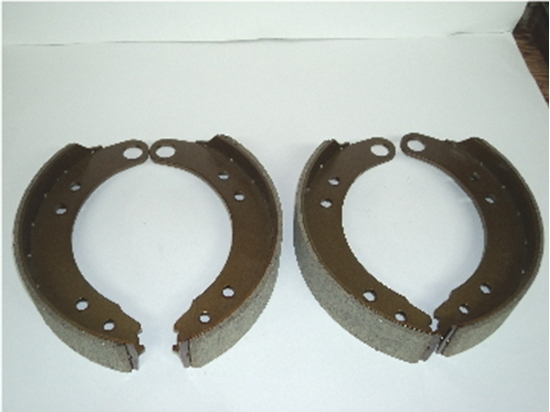 Picture of Brake Shoes Rear (All Except Power Wagon) (Price Is Per Axle.