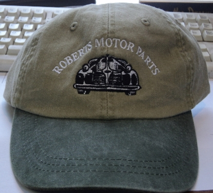 Picture of Roberts Motor Parts Hat With Dodge Truck On Front
