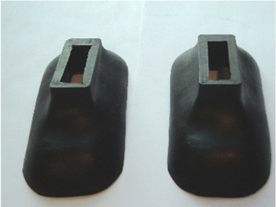 Picture of Bumper Arm Grommet Front Pairs Plymouth 1939 1940 1941 Dodge 1940