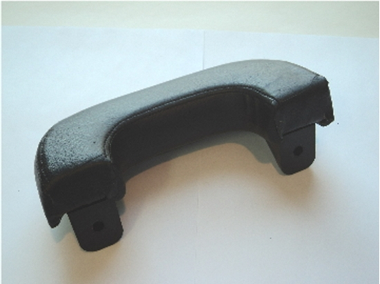 Picture of Arm Rest Black Replacement Style Dodge Truck Plymouth Truck Fargo Truck 1934-1953