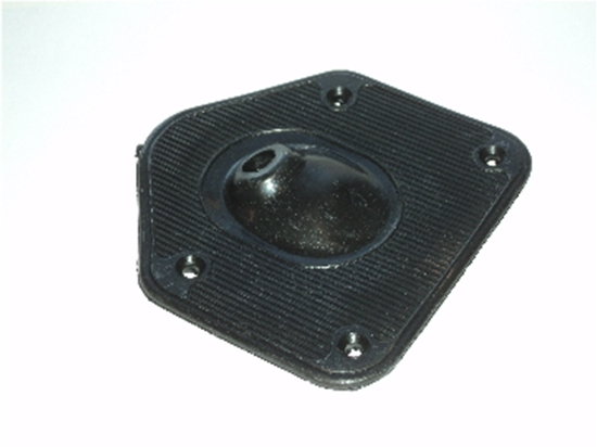 Picture of Black 1936 Gear Shift Boot For Plymouth, Dodge, De Soto