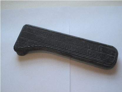 Picture of Black Gas Pedal for Plymouth and Dodge 1939 1940 1941