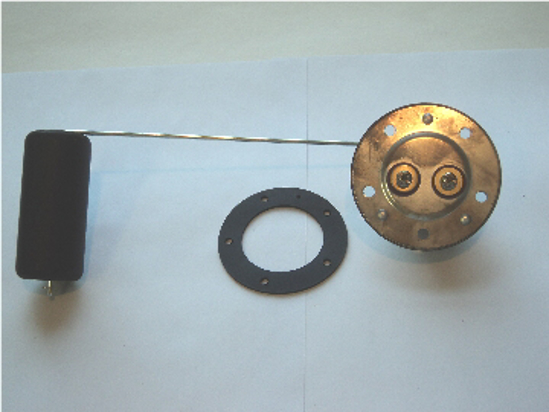 Picture of Gas Tank Sending Unit Chrysler Dodge Desoto Plymouth 1939 1940 1941 1942 1946 1947 1948, For 1948 Dodge Please Call Office