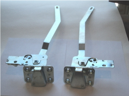 Picture of Door Latches Pair Dodge Truck 1940-1947 Plymouth Truck 1940-1941