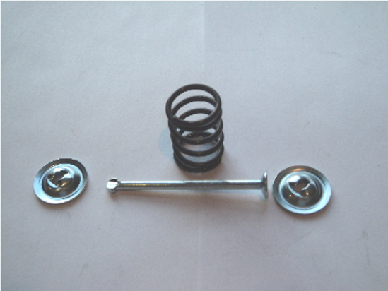 Picture of Brake Hold Down Kit Does One Shoe Chrysler Dodge Desoto Plymouth Dodge Truck Plymouth Truck Most Applications