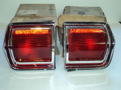 Picture of Tail lamp assembly L&R 1965 Plymouth Fury III