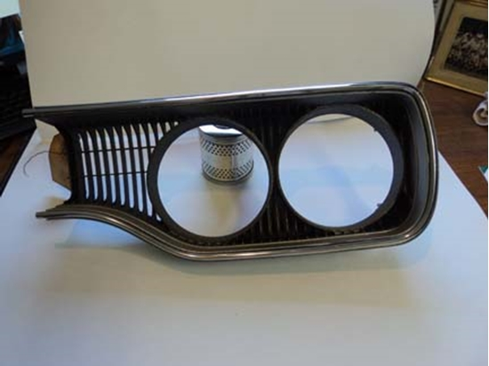 Picture of Headlight Bezel 1970 Plymouth Road Runner LH side