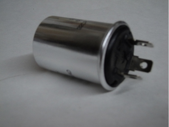 Picture of 6 Volt Flasher.  (All 6 Volt) Chrysler Dodge Desoto Plymouth Dodge Truck Plymouth Truck