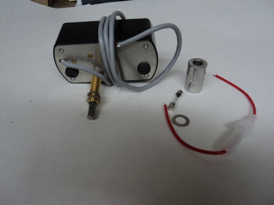 Picture of Electric Wiper Motor 12 Volt Compact Size Dodge Truck Plymouth Truck 1928-1947 Chrysler Dodge Desoto Plymouth 1928-1939 This Motor Requires The Purchase Of A Special Arm And Is Used With The Hook Style T94 Blades