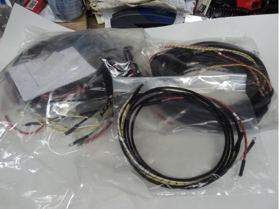 Picture of Complete Wiring Harness Dodge Truck W Series 1941-1947&1941 Plymouth Pt125 Trucks