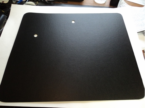 Picture of Dodge Truck Door Panels Black Pair 1939-1947