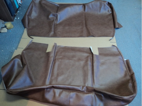 Picture of Seat Kit Brown Dodge Truck Plymouth Truck 1939-1947