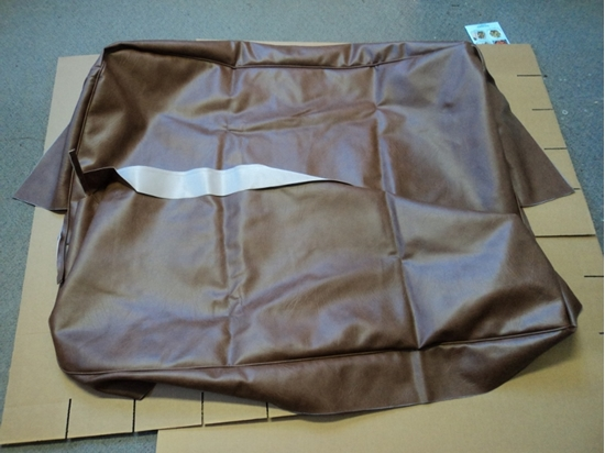 Picture of Seat cover Brown Dodge Truck 1948-1953