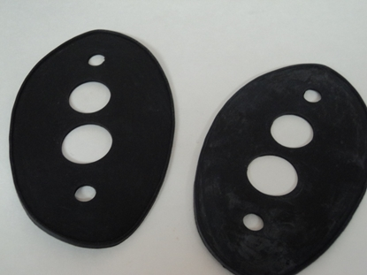Picture of Headlight Mounting Pads Pair Dodge Truck Plymouth Truck Fargo Truck 1939 1940
