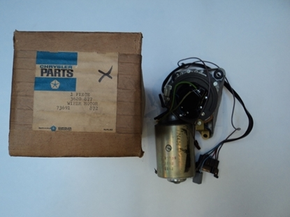 Picture of Variable speed Wiper Motor 1973 1974 Plymouth and Dodge A body cars