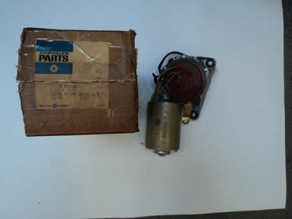 Picture of Variable Speed Wiper Motor 1970-1971 Barracuda