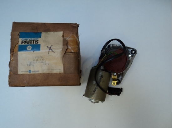 Picture of 3 speed Wiper Motor 1972 Dodge Demon Duster Dart Plymouth Valiant