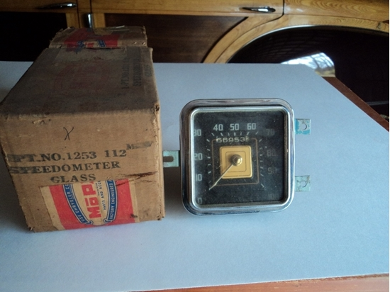 Picture of Speedometer 1949 Dodge  1253112