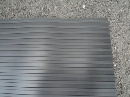 Picture of Running Board Rubber Replacement Style Does Both Sides Chrysler Dodge Desoto Plymouth 1928-1941 Dodge Truck And Plymouth Truck 1928-1938 Can Be Used On Later Trucks As Well.