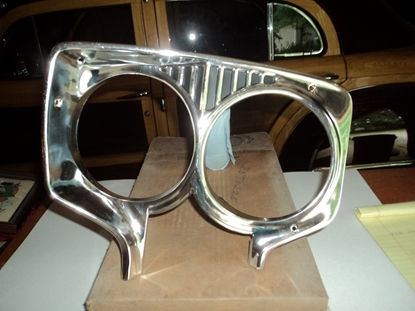 Picture of Headlight Bezel left Hand 1966 Plymouth Fury 2578225