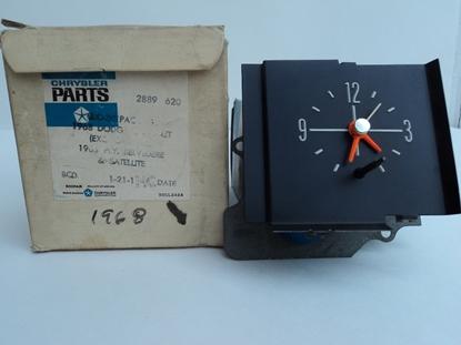 Picture of Dash Clock Standard Dash 1968 1969 1970 Coronet Satellite Road Runner GTX 2889620