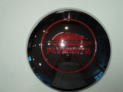 Picture of Plymouth 10 inch Hub Cap 1946 1947 1948 P-15