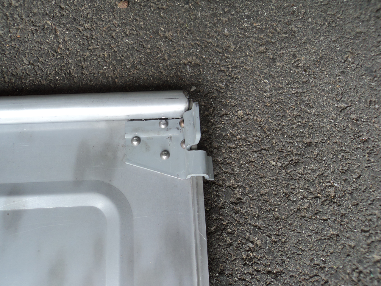 Picture of Dodge Truck Tail Gate 1936 1937 1938  large bracket