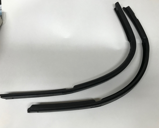 Picture of Vent Window Rubber Front Chrysler Dodge Desoto Plymouth 1937 1938 1939