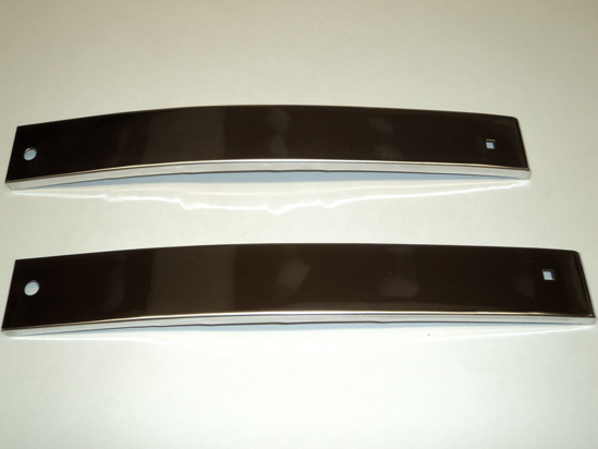 Picture of Outer Grill Bars for 1941 to 1947 Dodge Trucks